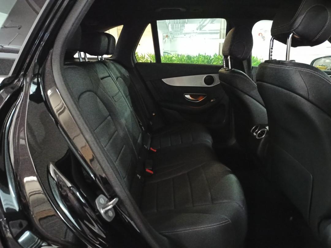 Mercedes-Benz GLC250 AMG Auto