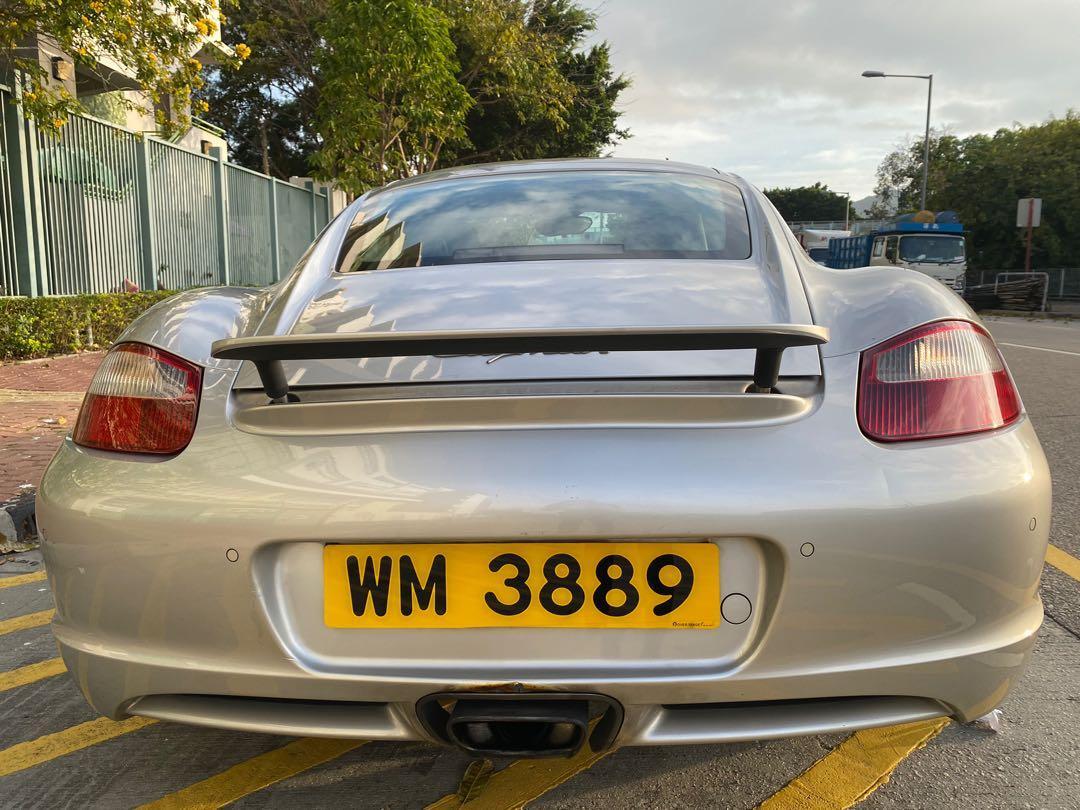 Porsche Cayman 2.7 (A)