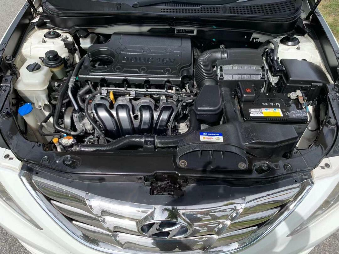 Sonata 2,0 GLS full spec ory pain lady owner 100% like new car
