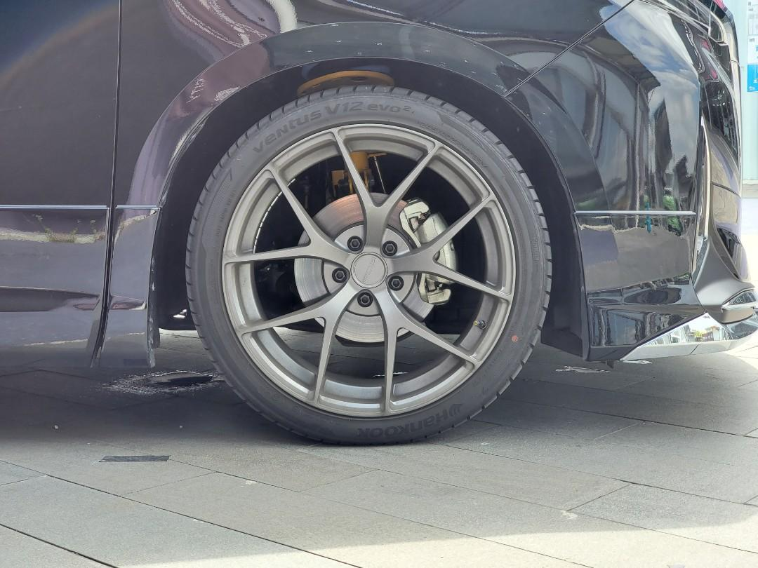 Toyota Alphard 2.5 S 8-Seater (A)