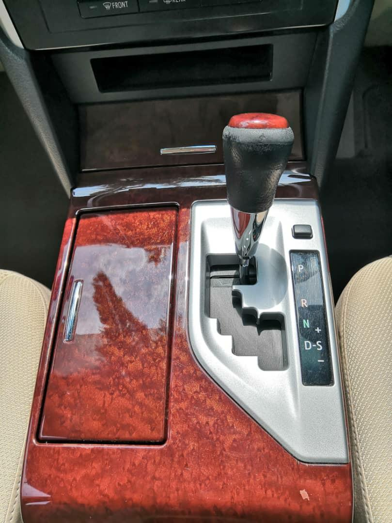 Toyota Camry 2.0 (A) 2013 showroom condision 108% like new car