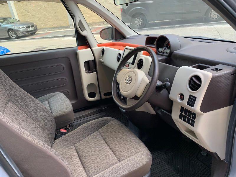 Toyota Porte 1.5  Auto