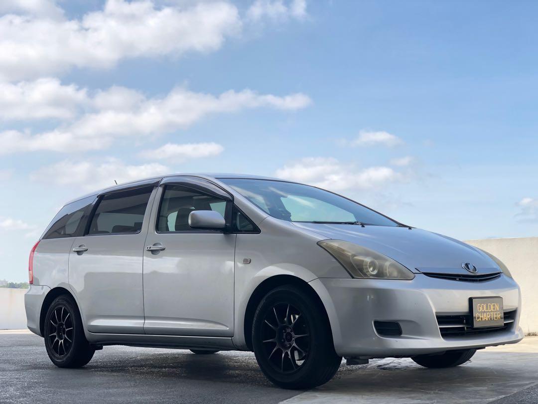 Toyota Wish For Rent ! Gojek , Grab , Personal , PHV