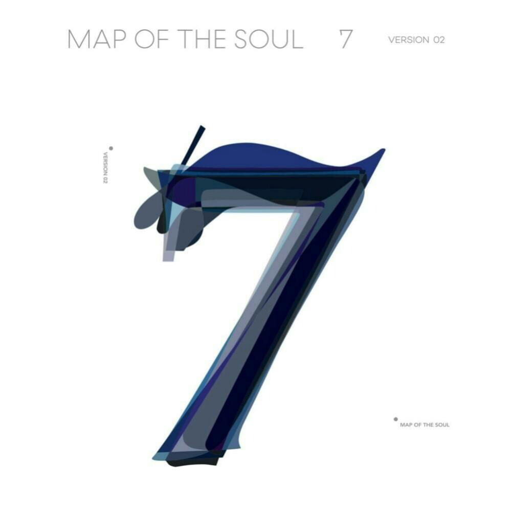 WTS VER 2 SEALED BTS MAPS OF THE SOUL 7 MOTS 7 bts (INCOMING STOCK)