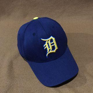 MLN Detroit Blue and Yellow