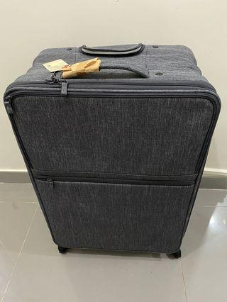 Muji無印良品 soft carry suitcase(L)