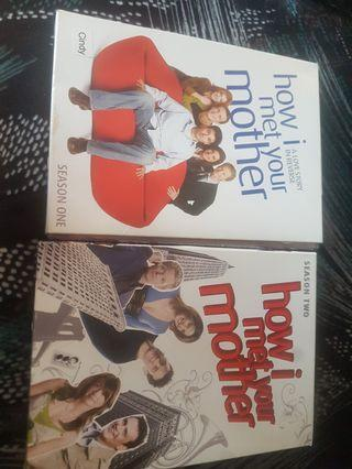 How I met your mother, bewitched etc