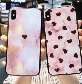 iPhone XR Heart Cases