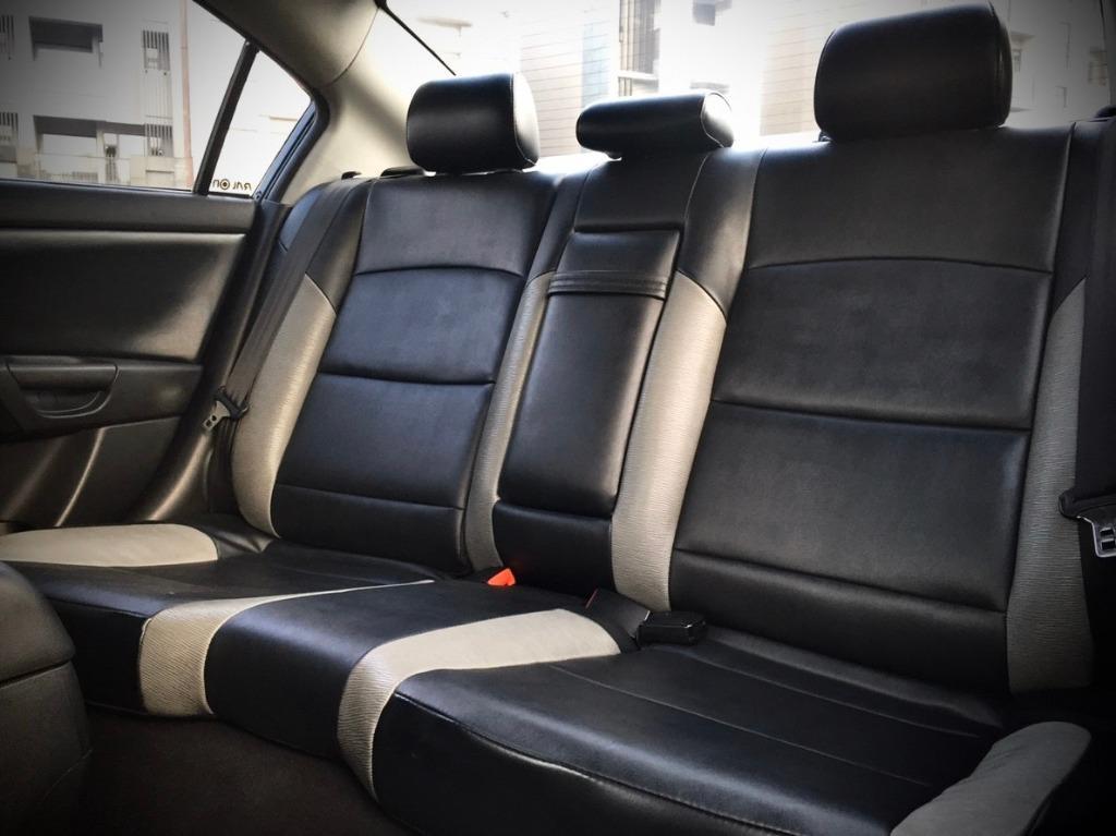 2005年 Mazda3 2.0S 黑色
