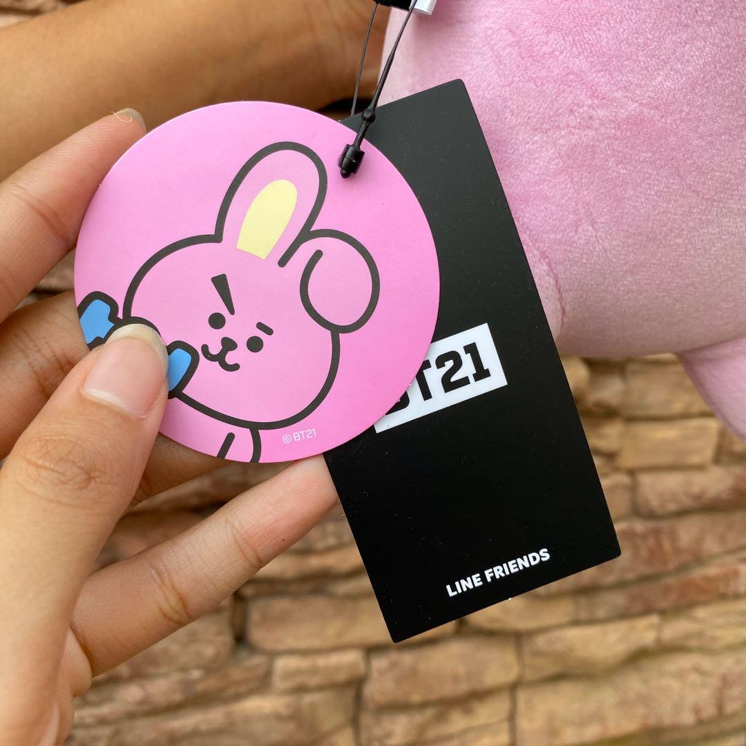 [ WTS ] Official BT21 Cooky Sweet Dream Cushion Character