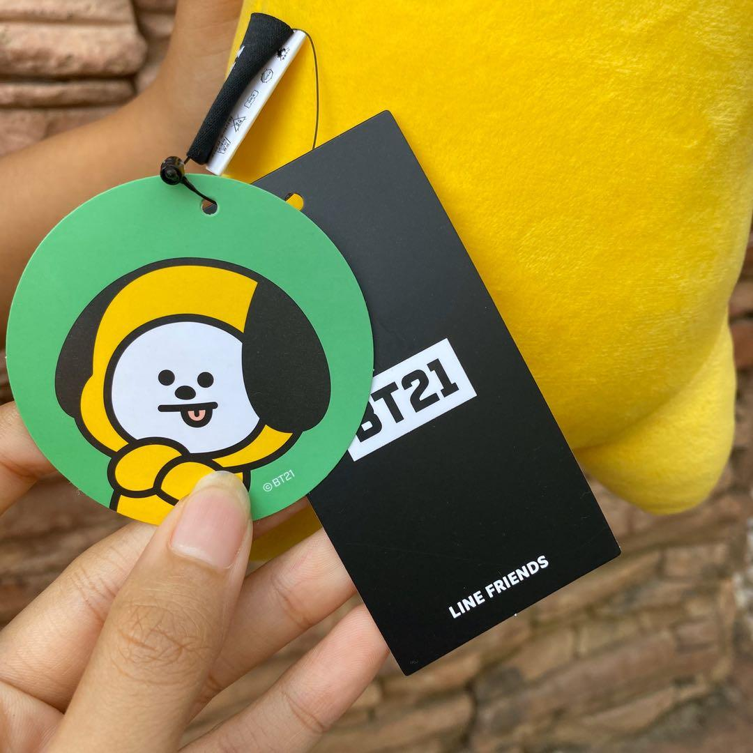 [ WTS ] Official BT21 Chimmy Sweet Dream Cushion Character