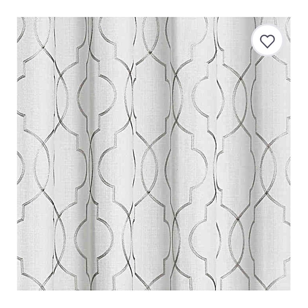 """Brand new Design Solutions total blackout panel 108"""" length"""