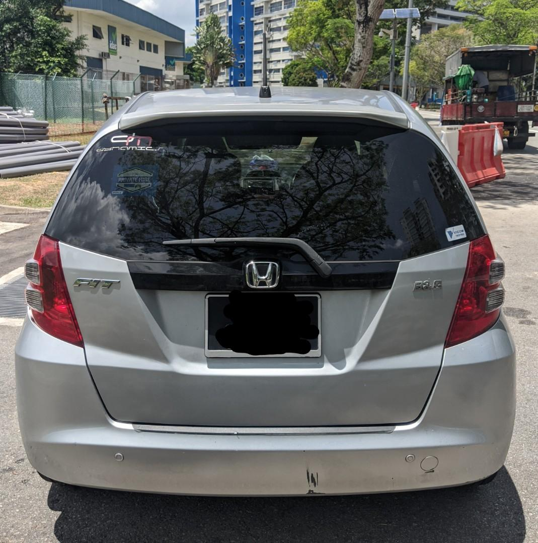 Honda Fit for rent! Very Affordable Vehicles for Rent! PHV ready!