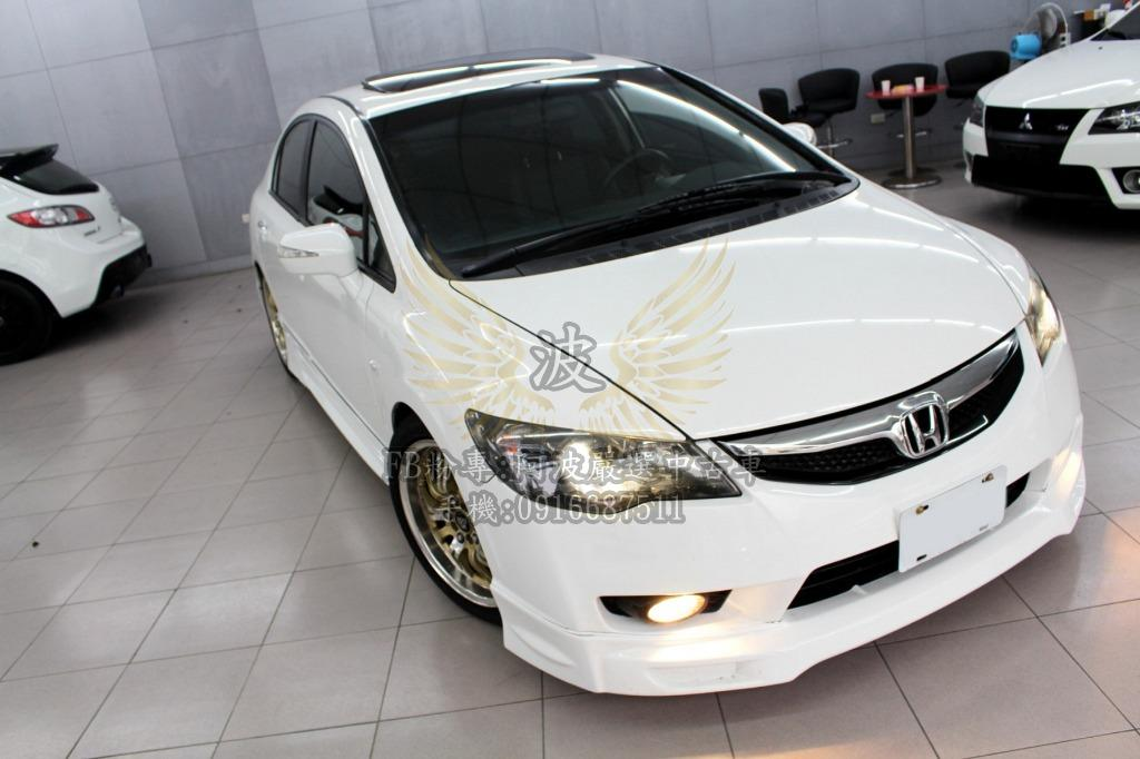 HONDA K12 改鋁圈 優質原廠車