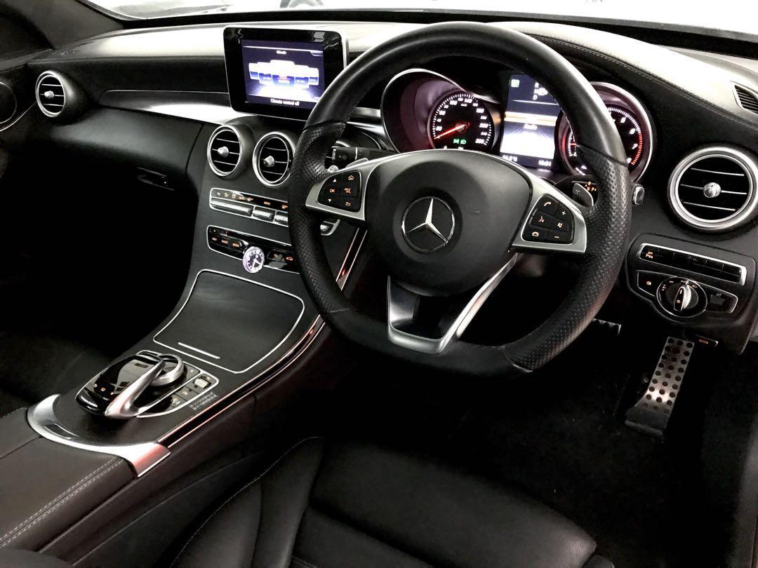 Mercedes-Benz C250 C250 Amg Auto