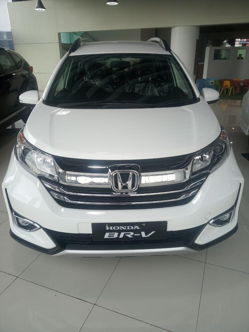 Ready Stock New BR-V 2020 Free E-Toll 1 sampai tgl 3 Maret 2020