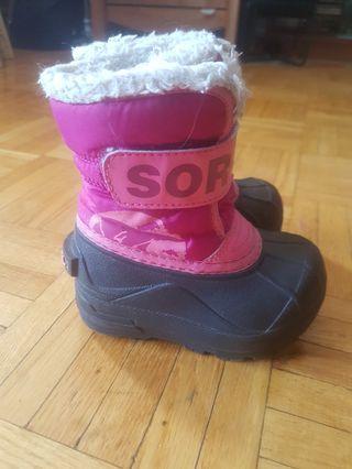 Sorel Kids Boots size 6