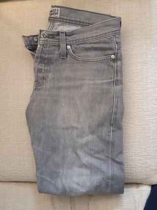 Men's Naked and Famous Skinny Jeans