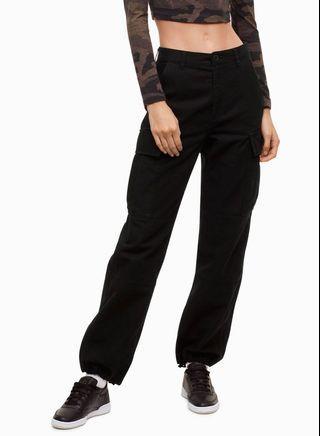 Tna Colima pants black cargo pants