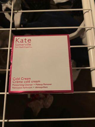 Kate Somerville Cold Cream / Moisturizing cream