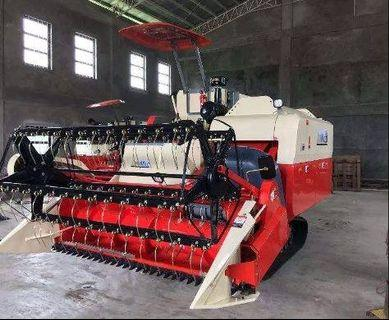 AGRIMAC RICE AND CORN COMBINE HARVESTER