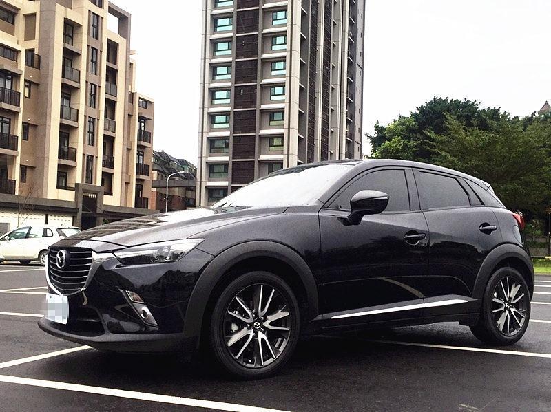 小婕選好車~16年 CX-3
