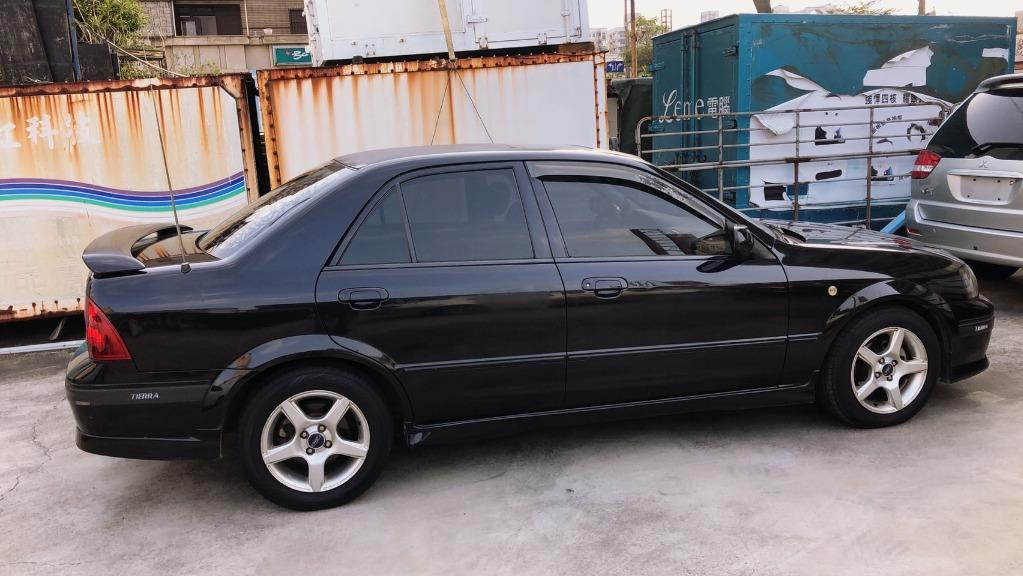 2005 TIERRA 無待修 1.6 輪胎更新 以保養 0906505434~65000元 代步車 中古車 二手車