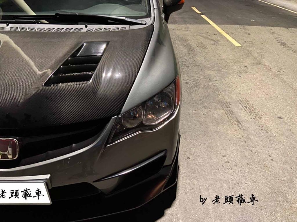 2007 Honda Civic K12 全車精品改 錯過不再