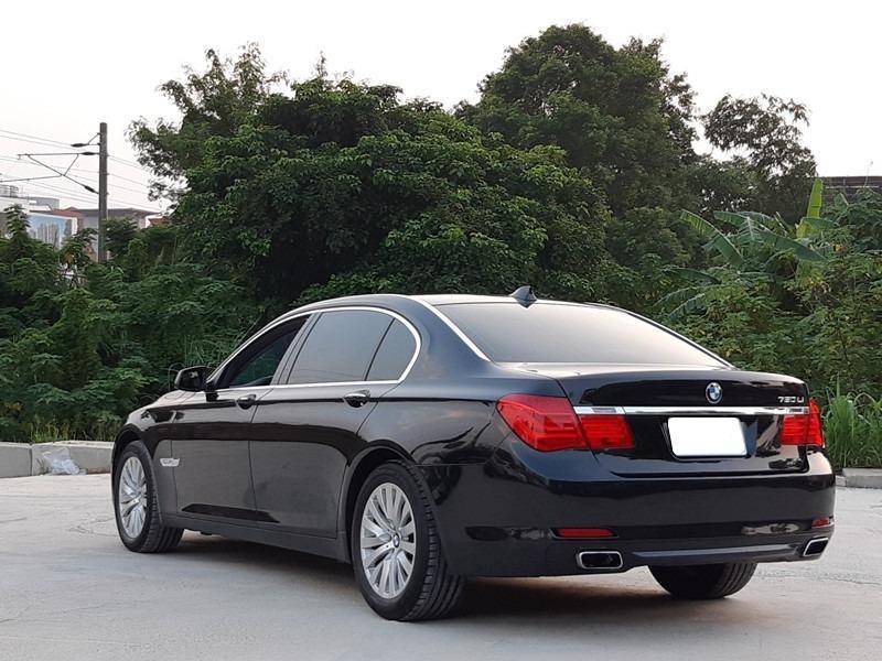 2011年 BMW 750i