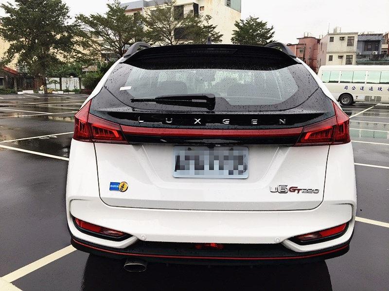 小婕嚴選好車~2018年 Luxgen  U6GT220