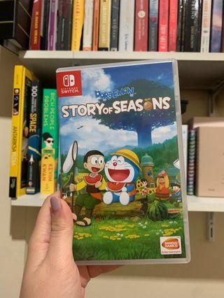 ✨ Nintendo Switch Game Doraemon Story of Seasons ✨