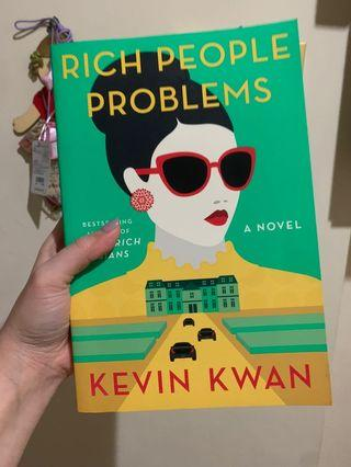 ✨ Import Book: Rich People Problems ✨