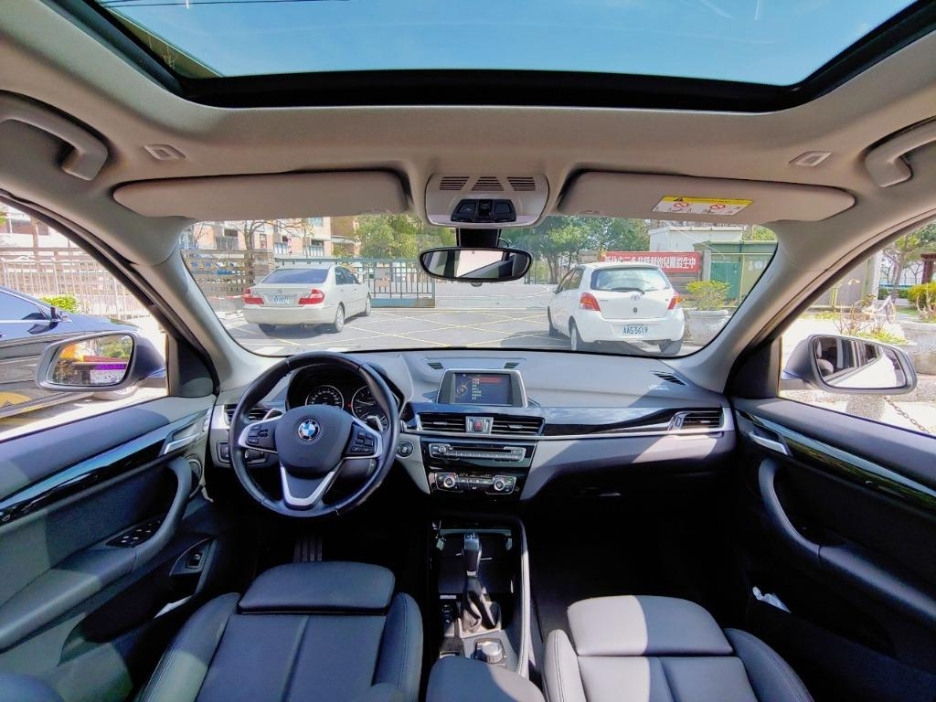 全台最便宜 實車實價 正2016 BMW X1 20I 珍珠白 全額貸款 找錢車 非自售 一手車