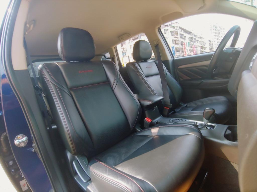 全台最便宜 保證實車實價 2017 Mitsubishi OUTLANDER 車況很好 可全額貸 找錢車 非自售 一手車