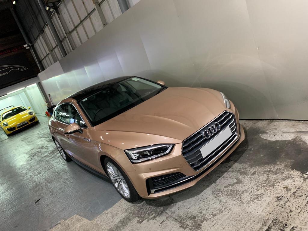 Audi A5 40TFSI Sport Back Auto