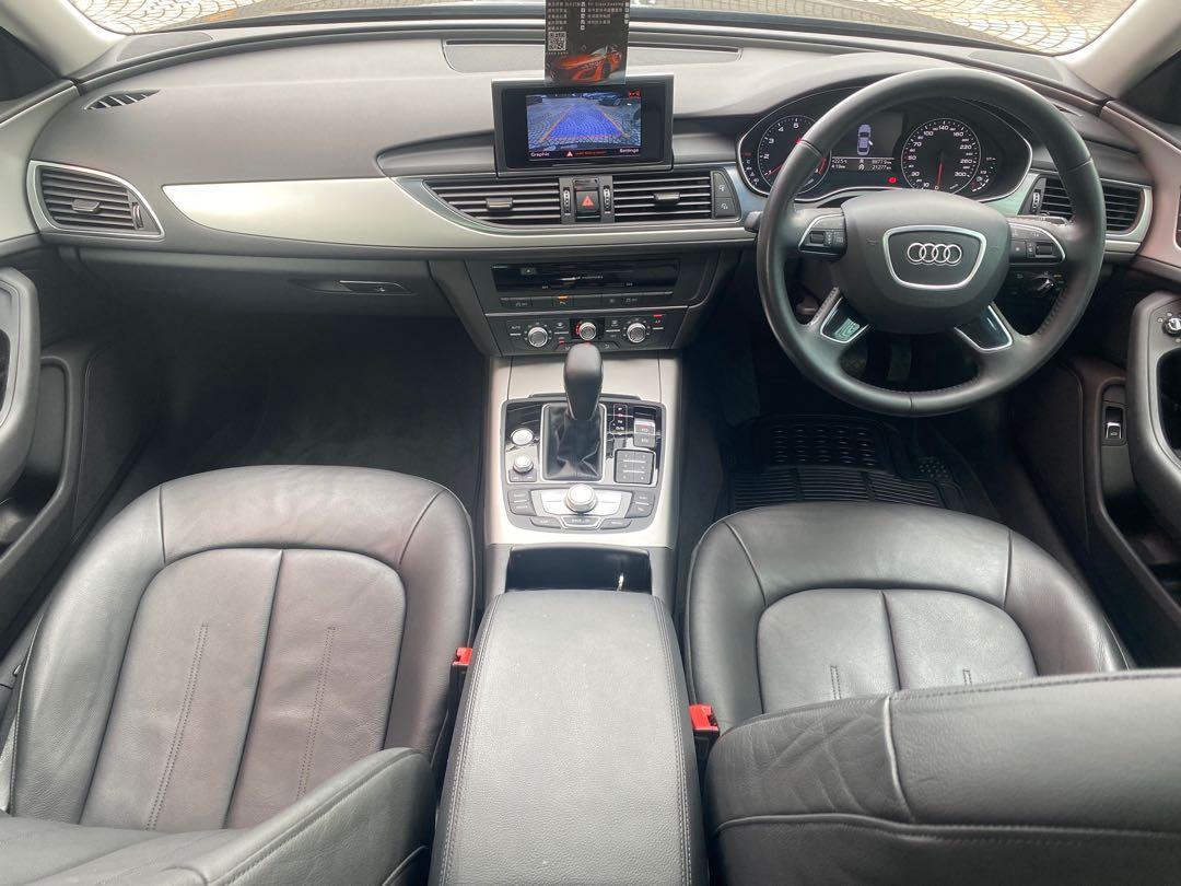 Audi A6 35TFSI Auto