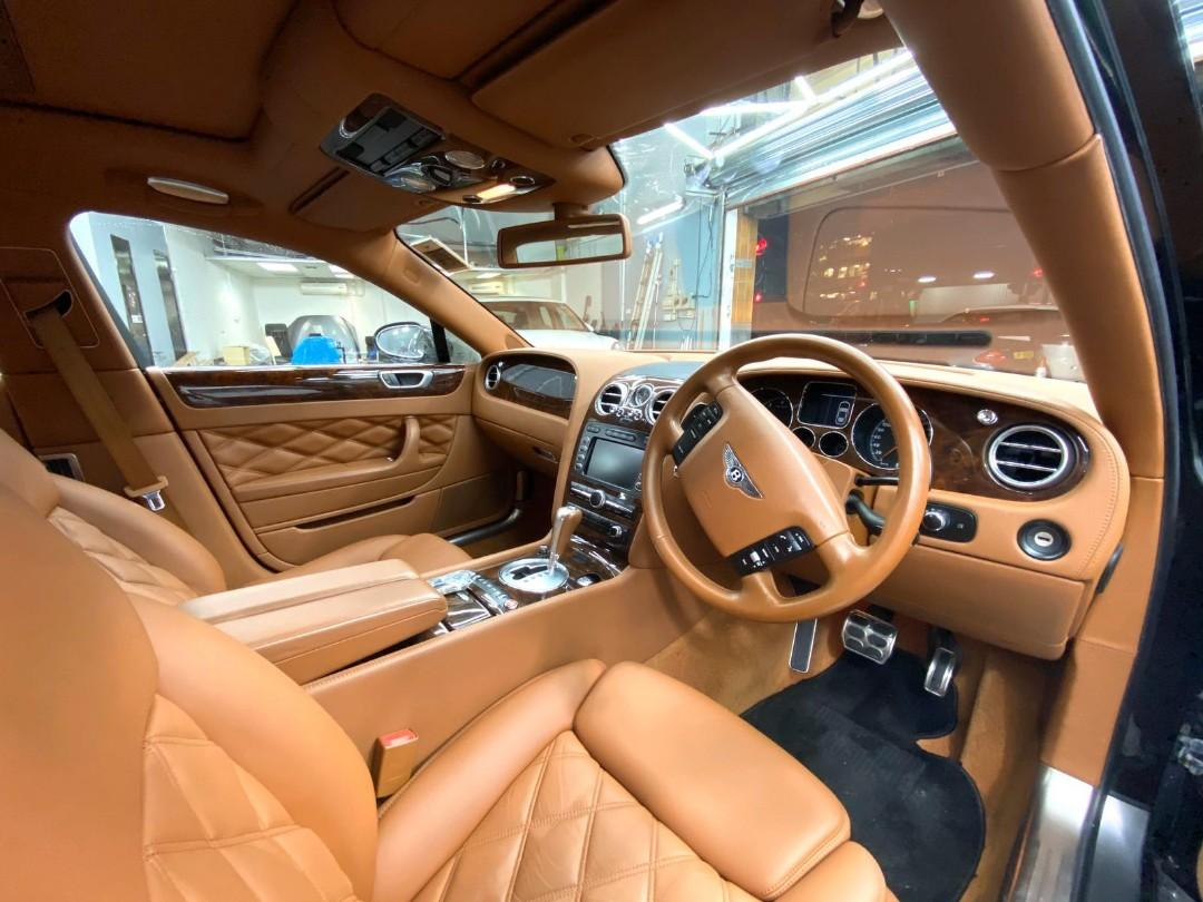 Bentley Flying Spur W12 (A)