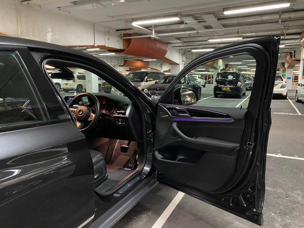 BMW X4 XDRIVE30ia M SPORT X Auto