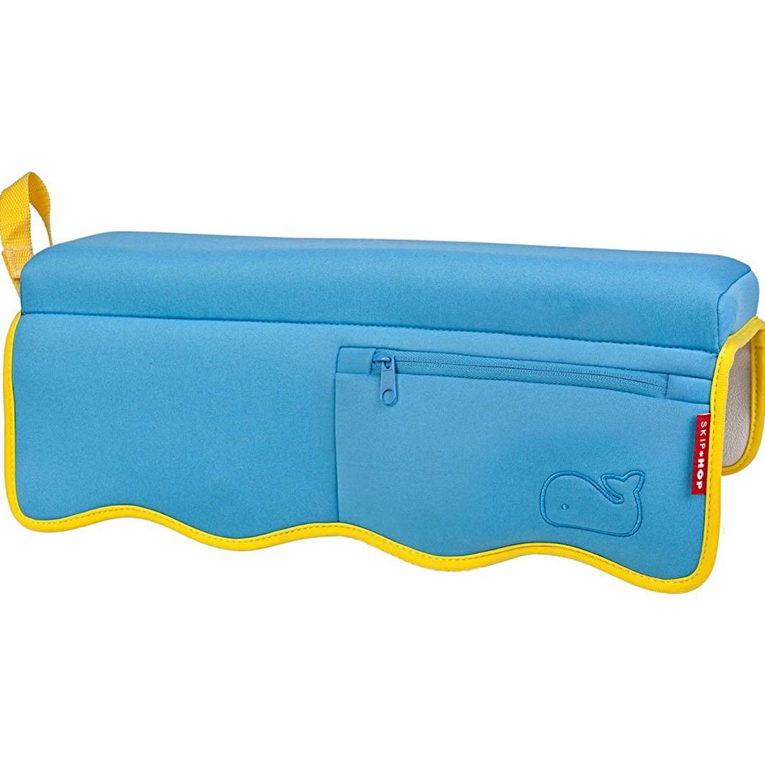 Brand new in packaging Skip Hop Moby bath elbow rest in blue