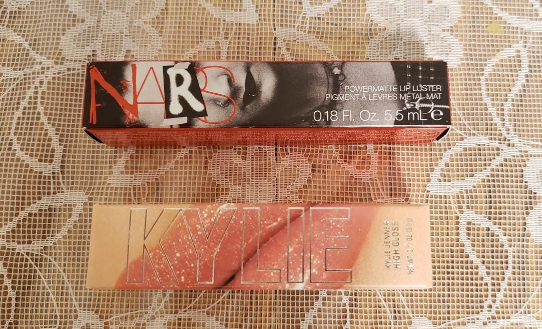 Brand New Kylip High gloss /BN Limited Edition Nars Liquid Lipstick
