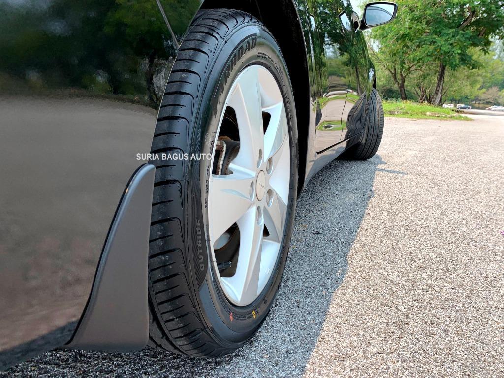 Car Rented - Hyundai Elantra 1.6 (A) GLS Premium - Kereta Sewa
