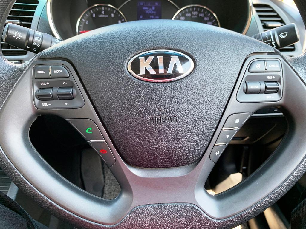 Car Rented - Kia Cerato 1.6 (A) YD Full Spec - Kereta Sewa