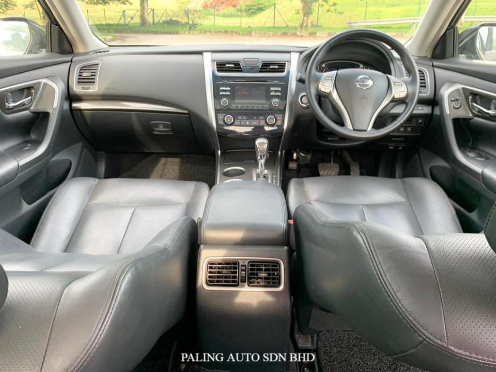 Car Rented - Nissan Teana 2.5 (A) XV Full Spec - Kereta Sewa