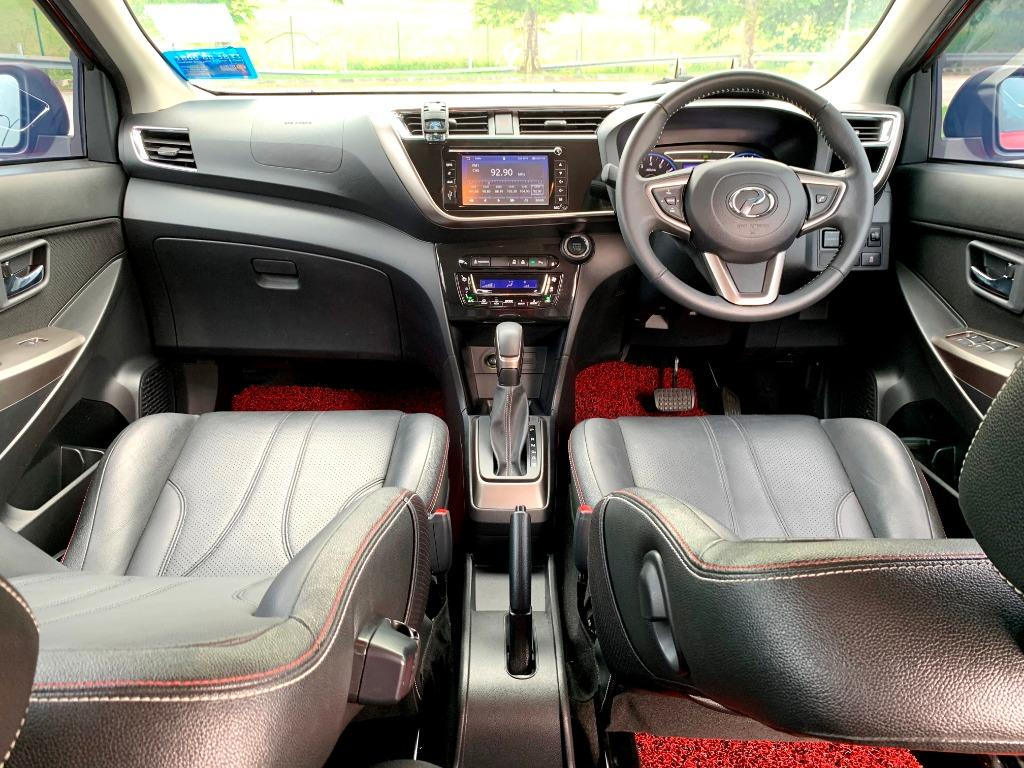 Car Rented - PERODUA MYVI 1.5 (A) ADVANCE NEW MODEL - Kereta Sewa