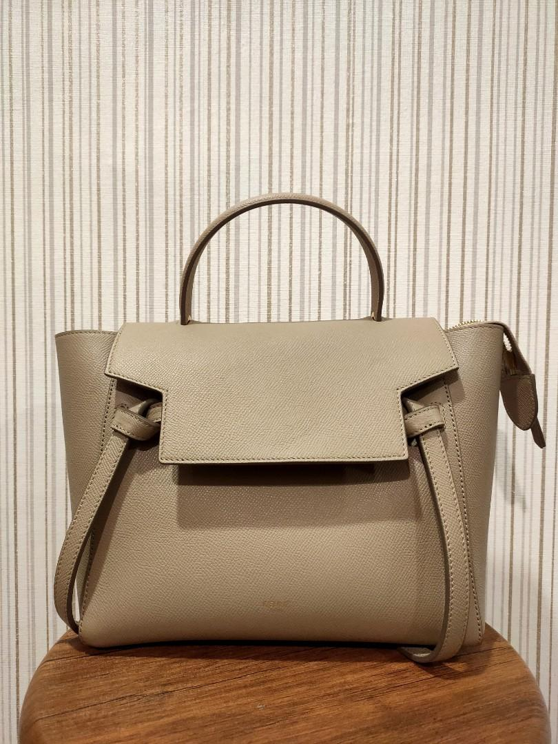 Celine Belt Bag Micro Women S Fashion Bags Wallets Handbags On Carousell