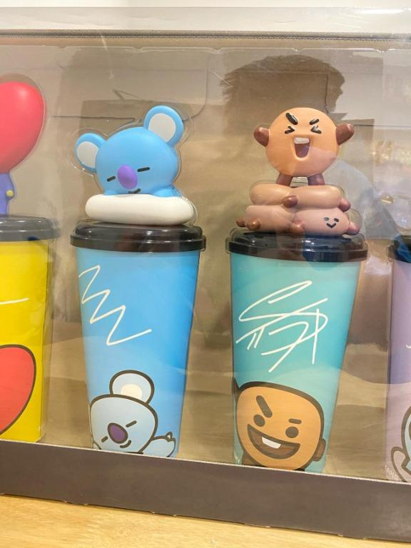 LIMITED EDITION BT21 ONE SET TUMBLR (ORIGINAL) LINE SET