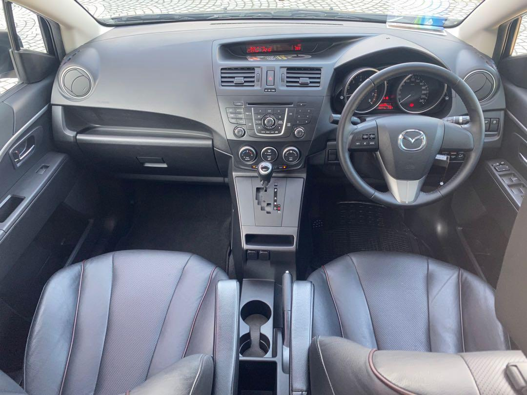 Mazda 5 2.0 Deluxe (A)