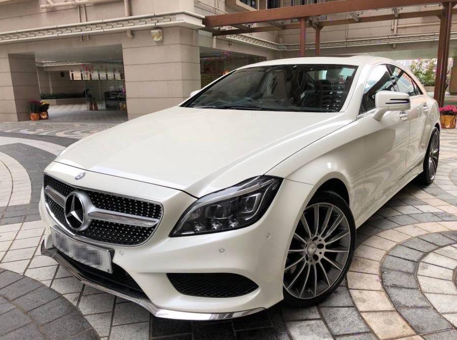 Mercedes-Benz CLS500 (A)
