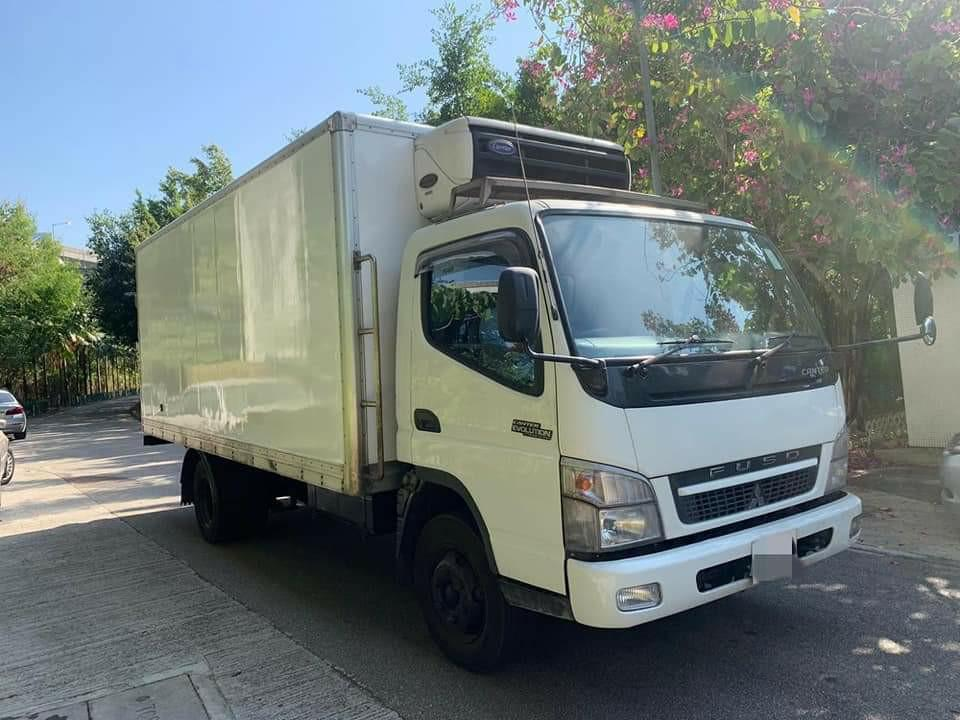 Mitsubishi Fuso Canter (M)