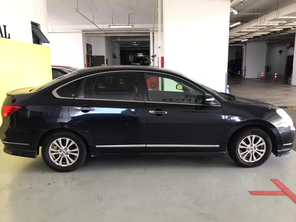 Nissan Sylphy HAPPY MONDAY JUST IN!! Most Fuel Eficient & Spacious. Cheapest rental in town with just $500 Deposit driveoff immediately. Whatsapp 8188 8616 now to reserve!